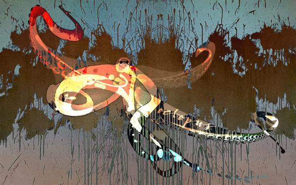 Digital Painting, Diane Foley