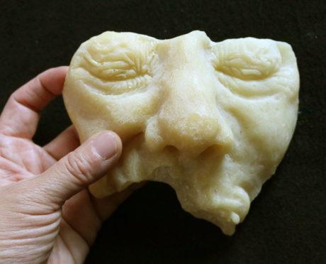 Beeswax Sculpture, Clara Lieu
