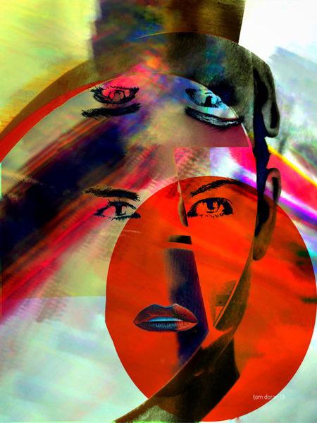 Jen Too, Tom Doran, digital collage