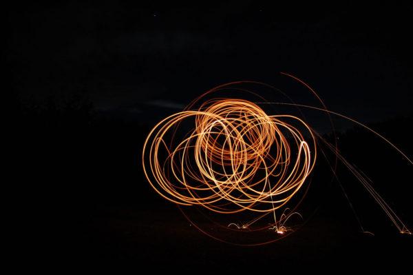 Sparks of Creativity, Brooklyn America Hutchison