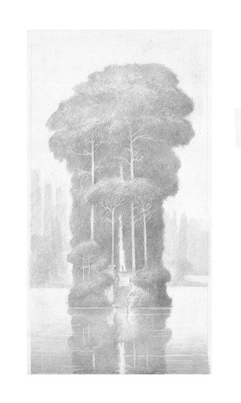 The Isle, Illustration by John Howe