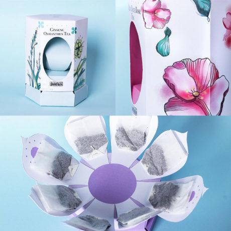 Packging Design, Lijun Tang