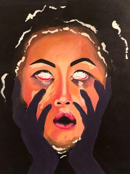 February Art Dare, Danielle Grieveson