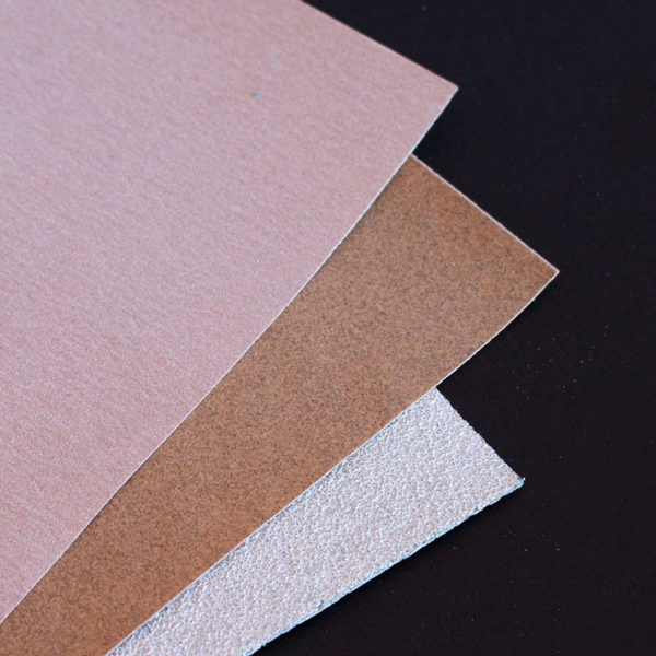 Home Art Supplies: Sandpapers