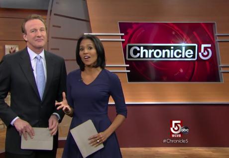 WCVB-TV Chronicle
