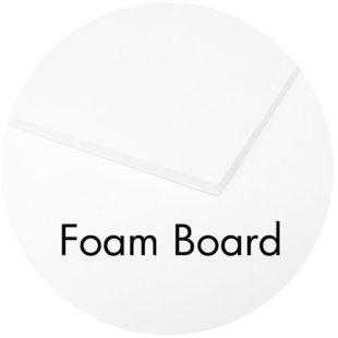 Art Prof, Art Supply Encyclopedia: Foam Board