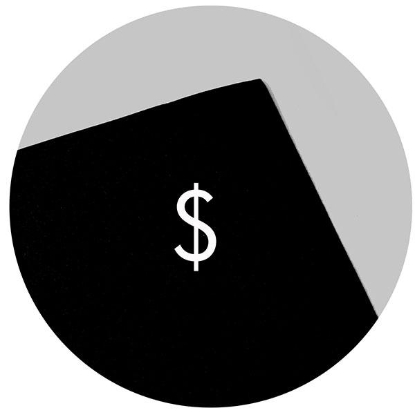 Art Supplies: Black Mat Board for Drawing