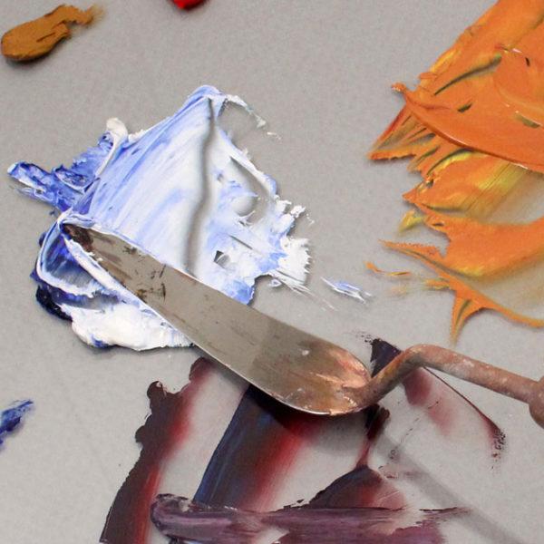 Art Supplies: Painting