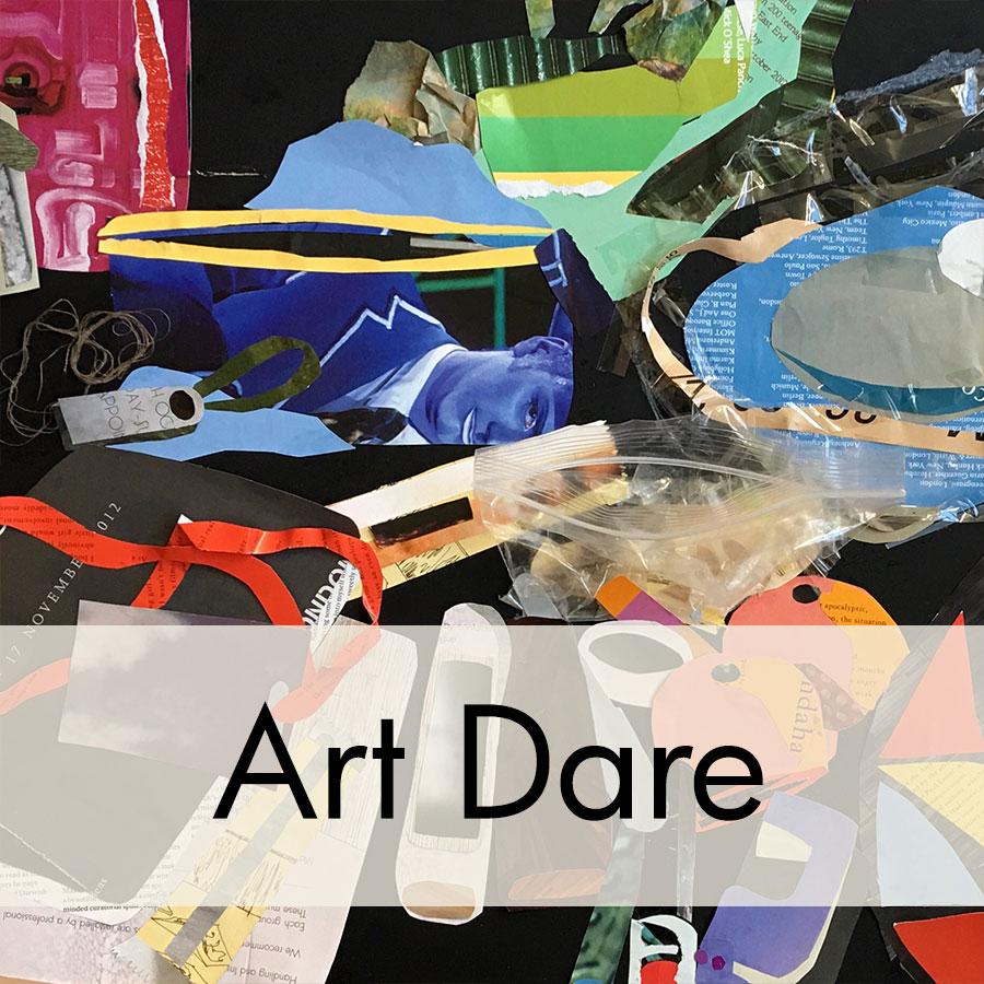 2016 November Art Dare