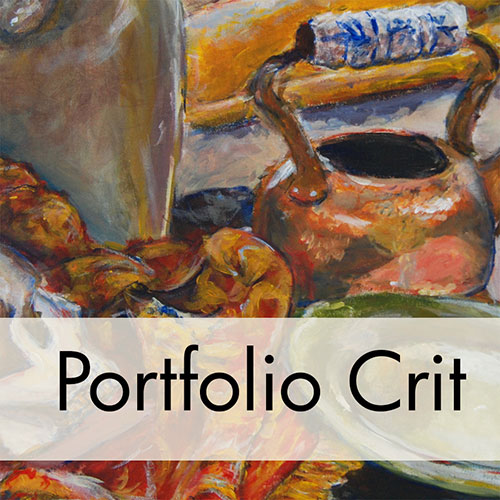 Art Critique: Art School Portfolio