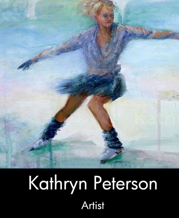Artist Kathryn Peterson