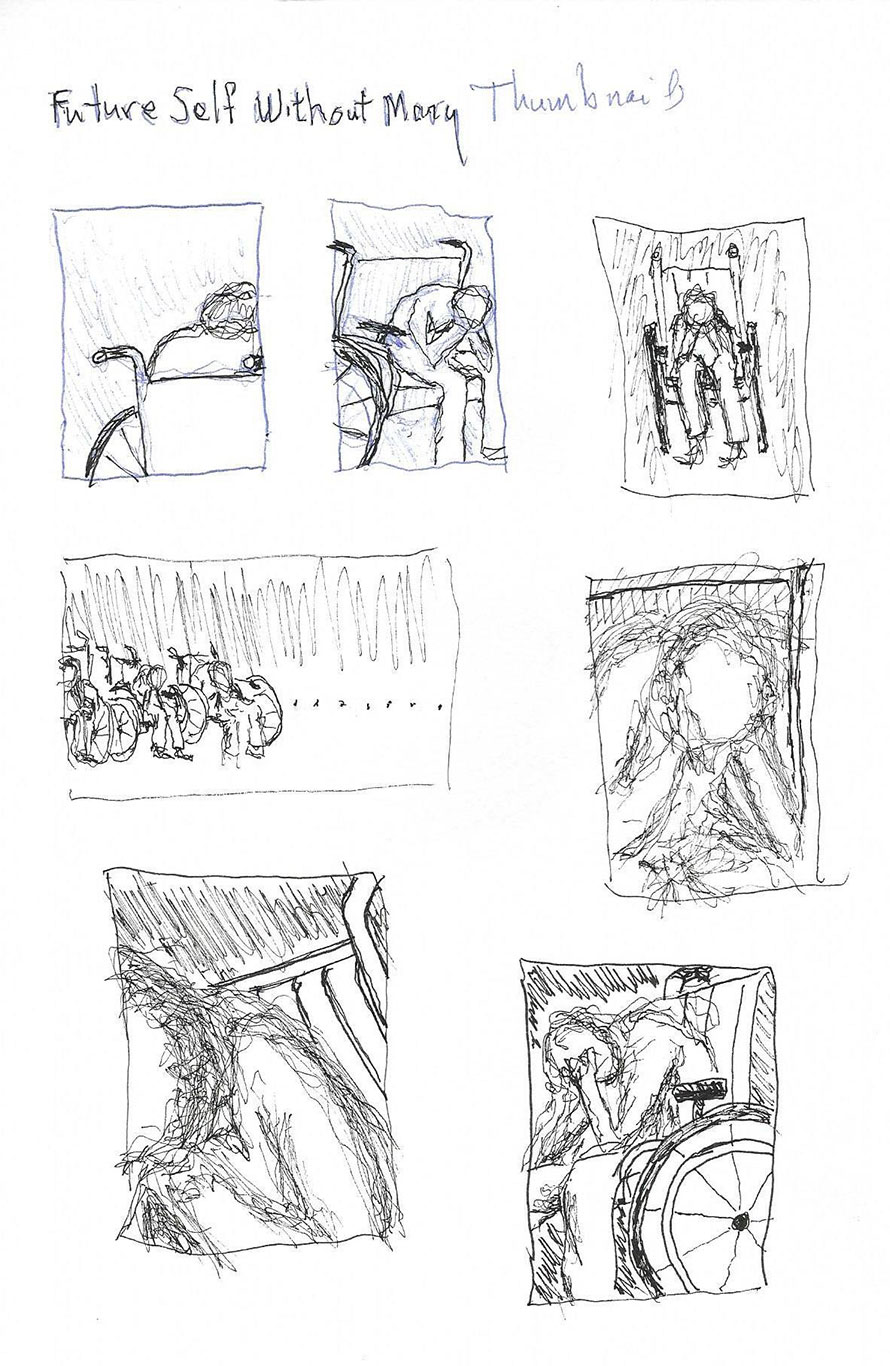 Thumbnail Sketches by Tim Persinger