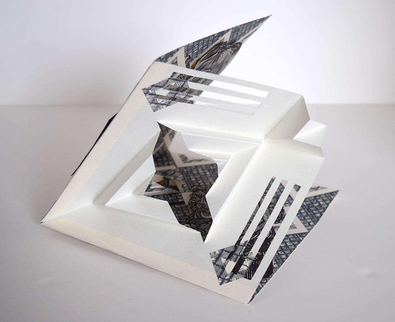 Handmade Artist's Book by Tatiana Potts