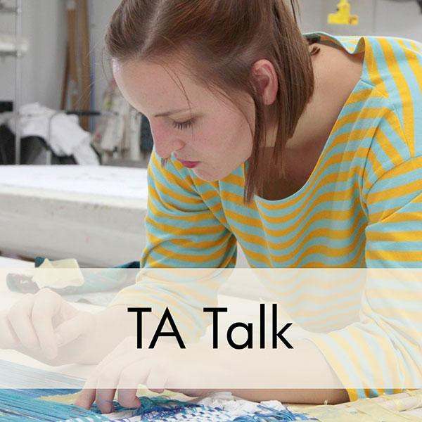 Annie Irwin, Painter, Weaver, Textiles Artist