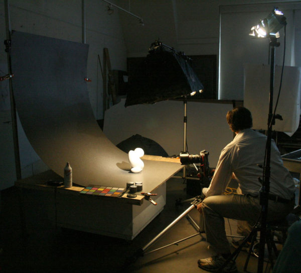 Art School Admissions Portfolio, Photographing 3D artwork