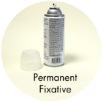 Art Supplies: Permanent Fixative