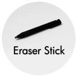Art Supplies: Eraser Stick