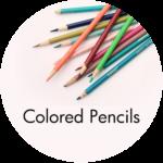 Art Supplies: Colored Pencils