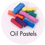 Art Supplies: Oil Pastels