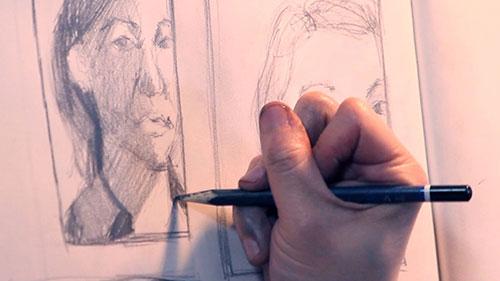 7. Thumbnail Sketches II