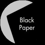 Art Supplies: Black Paper