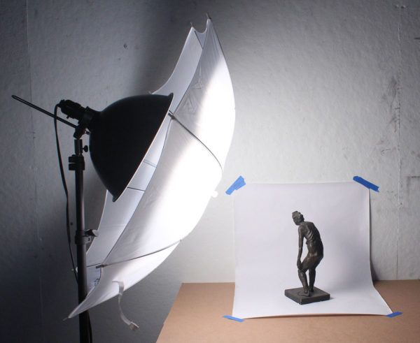 Art School Admissions Portfolio: Photographing Your Artwork