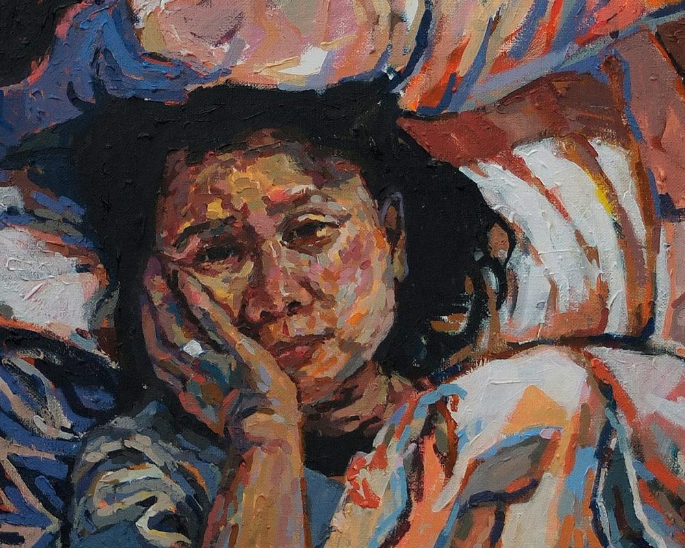 Oil Painting by Oscar Hou