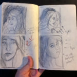 Thumbnail Sketches, Stephanie Gibadlo