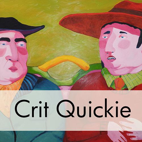 Art Critique: Portrait Painting in Oil