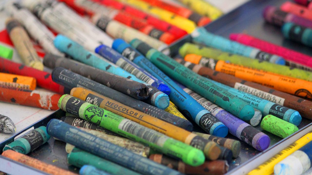 Caran d'Ache Crayons, Neocolor II