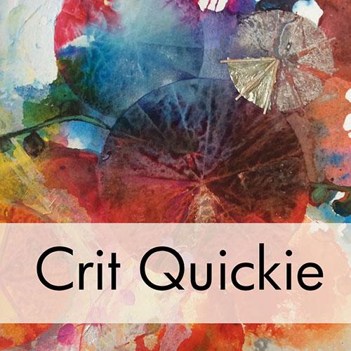 Art Critique: Mixed Media Painting