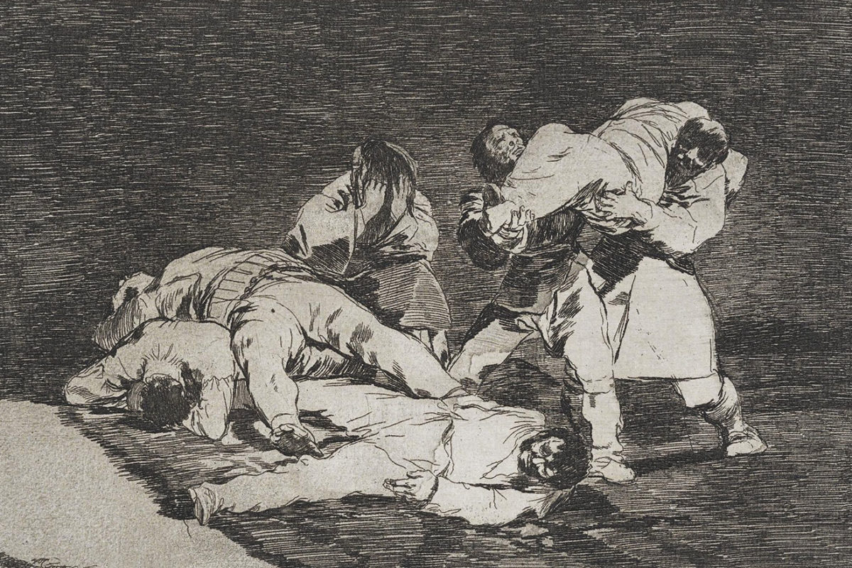Francisco Goya, Disasters of War, Etchings