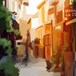 Art School Admissions Portfolio: Digital Painting