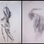 Art School Admissions Portfolio: Figure Drawings