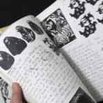 Artist Sketchbook Drawings