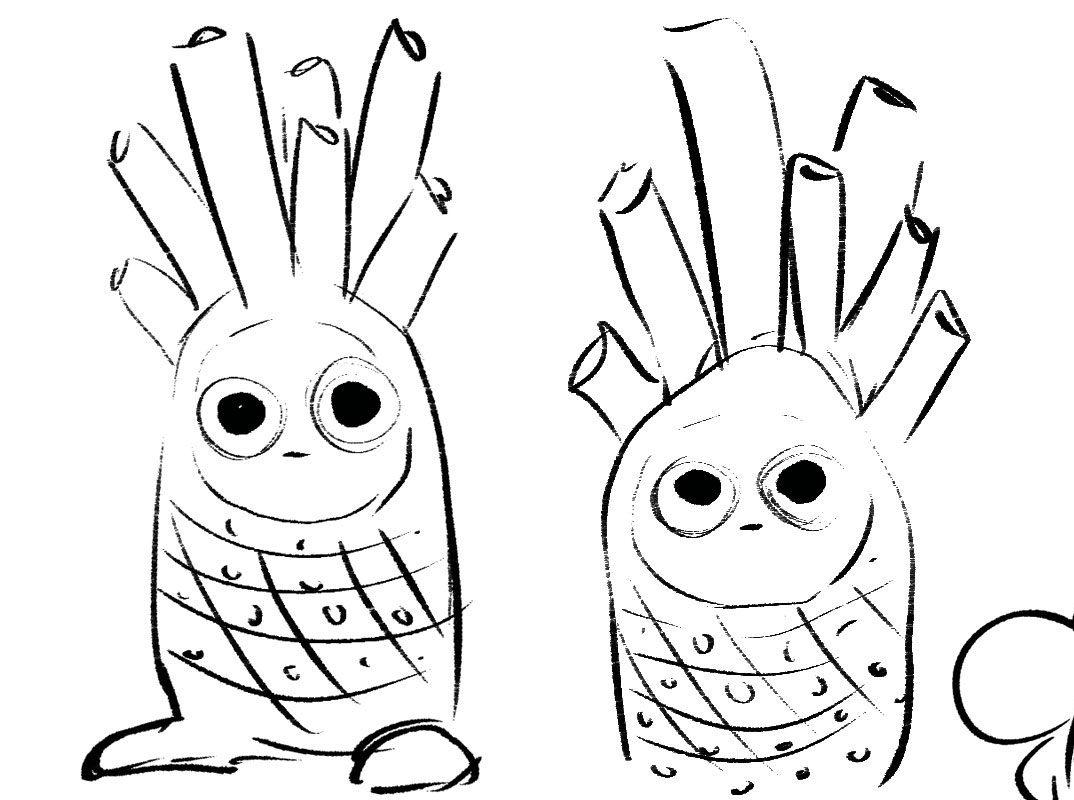 Art Critique: Character Design