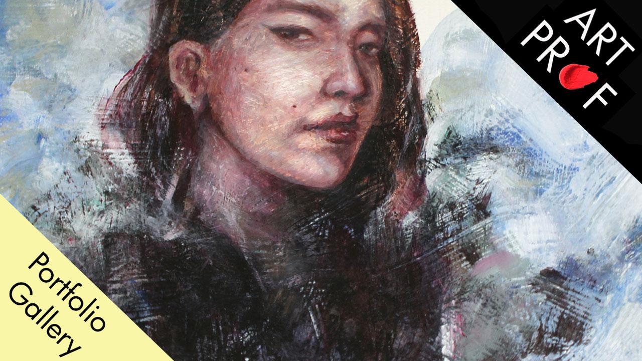 Art School Portfolio Examples Art Prof Visual Art Essentials