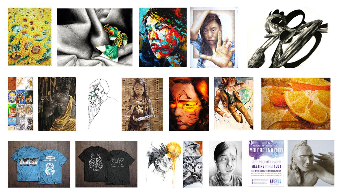 Art School Admissions Portfolio