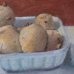 Art School Admissions Portfolio: Pastel Drawing