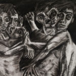 Art School Admissions Portfolio: Charcoal Drawing