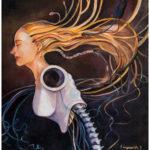 Art School Admissions Portfolio: Painting Illustration