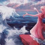 Art School Admissions Portfolio: Digital Painting