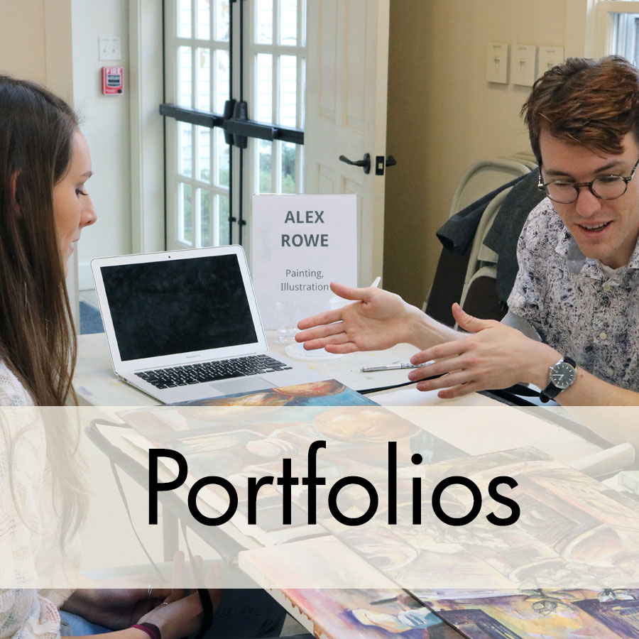 Art School Admissions Portfolios