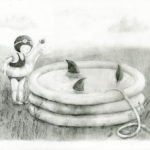 Art School Admissions Portfolio: Pencil Drawing Illustration
