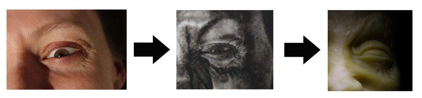 2017 May Art Dare: Metamorphosis