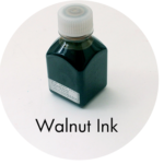 Art Supplies: Walnut Ink