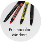 Art Supplies: Prismacolor Markers