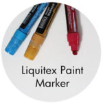Art Supplies: Liquitex Paint Marker