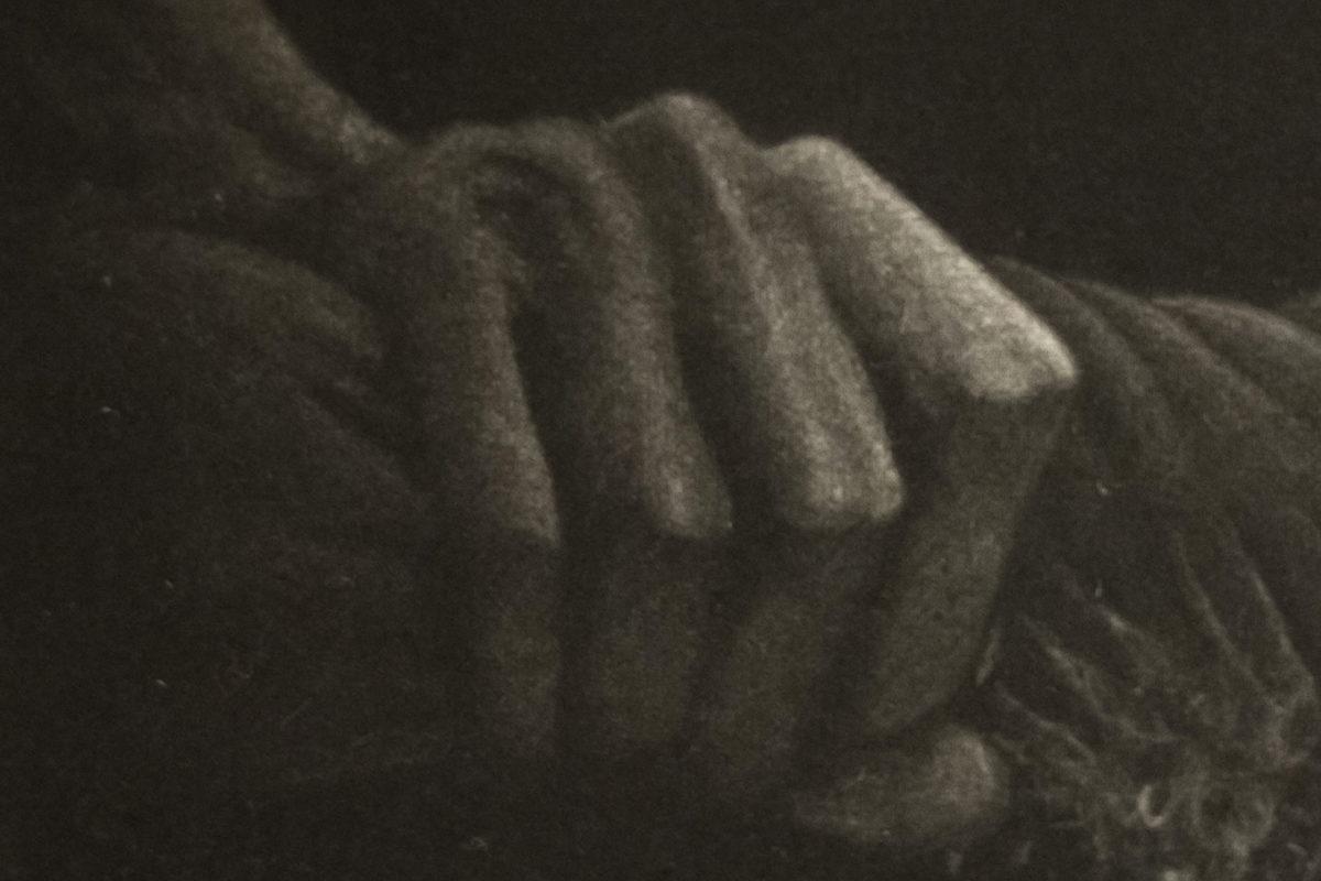 Jonathon Quinnelly, mezzotint print
