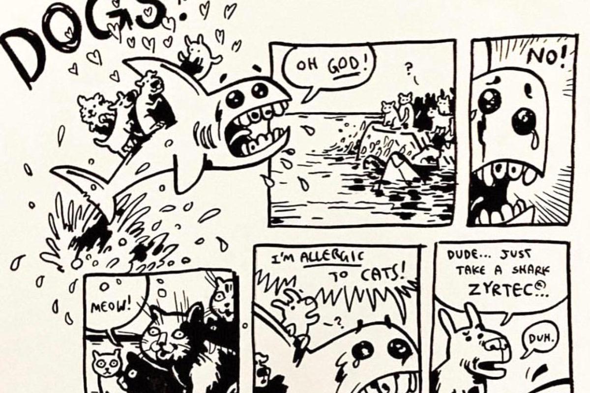 Casey Roonan, Cartoonist & Comics Artist